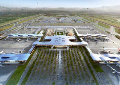 Aeropuerto Nueva Pudahuel