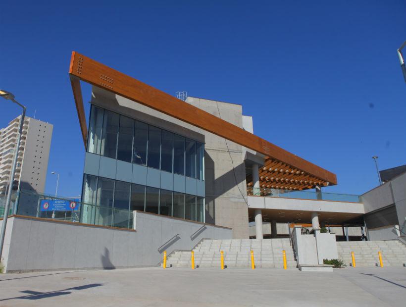 Centro Comercial Parque Angamos