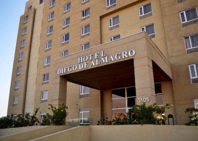 Hotel Diego de Almagro, Viña del Mar