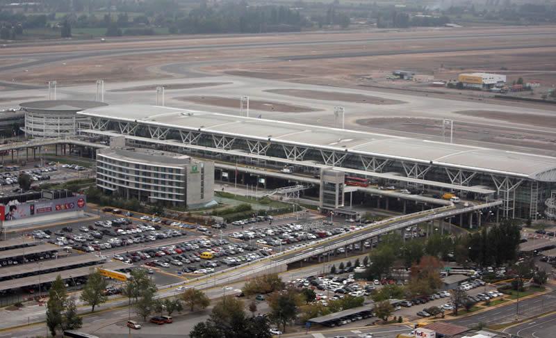 Aeropuerto Santiago