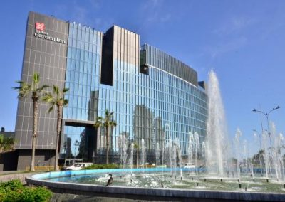 Hotel Hilton, Iquique