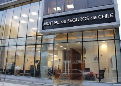 Mutual Seguros Chile, Sede Talca