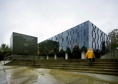 Universidad Austral, Valdivia