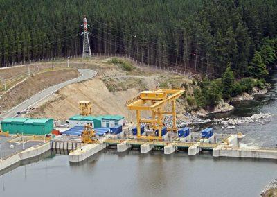 Central Hidroeléctrica Laja